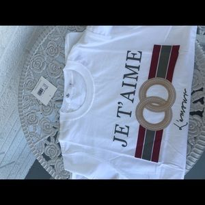 T shirt tee -S